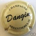 Champagne capsule 9.b Crème et noir