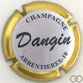Champagne capsule 9.i Contour or