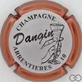 Champagne capsule 7.d Contour rosé