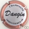 Champagne capsule 9.f Contour rosé