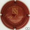 Champagne capsule 4.c Bordeaux foncé