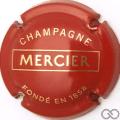 Champagne capsule 38 Rouge-orangé
