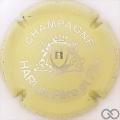 Champagne capsule 3 Crème et métal