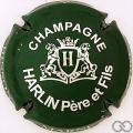 Champagne capsule 4 Vert foncé et métal