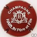 Champagne capsule 2 Bordeaux foncé et métal