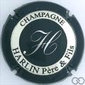 Champagne capsule 6 Vert foncé et métal