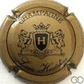 Champagne capsule 3 Caramel et noir
