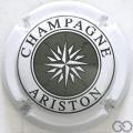 Champagne capsule 20.d Blanc et noir