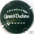 Champagne capsule 74.b Vert foncé
