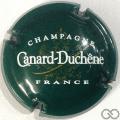 Champagne capsule 74.a Vert