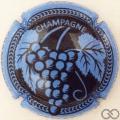 Champagne capsule 3.c Personnalisée sur n° 977.c