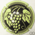 Champagne capsule 3.a Personnalisée sur n° 977.a