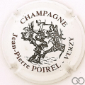 Champagne capsule 3 Blanc