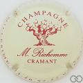 Champagne capsule 8.a Crème et rouge