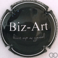 Champagne capsule 63 Biz-Art