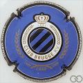 Champagne capsule 26.b Club KV Brugge