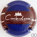 Champagne capsule 183 Cambodiana