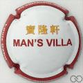 Champagne capsule 178 Man's Villa