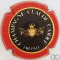 Champagne capsule 6 Contour rouge