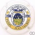 Champagne capsule 9.a Blanc