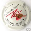 Champagne capsule 613 An 2000, n° 613, blanc