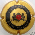Champagne capsule 39 Or