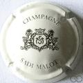 Champagne capsule 13.a Nabuchodonosor crème