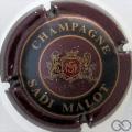 Champagne capsule 41 Marron