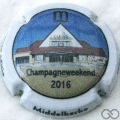 Champagne capsule A2 Champagneweekend 2016, sans nom