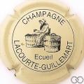 Champagne capsule 9 Gris-crème et noir