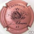 Champagne capsule 2 Rosé et noir