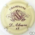 Champagne capsule 3 Crème et marron
