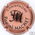 Champagne capsule 3.b Rosé et noir