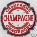 Champagne capsule 49.b Contour noir