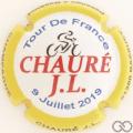 Champagne capsule 53 Tour de France 2019
