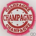 Champagne capsule 49.d Contour rose