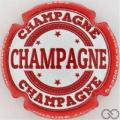 Champagne capsule 49.e Contour rouge