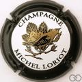 Champagne capsule 8 Contour noir