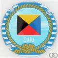 Champagne capsule 20.y Zulu