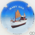 Champagne capsule 18.a Mary Ann