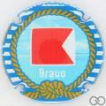 Champagne capsule 20.a Bravo
