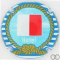 Champagne capsule 20.g Hotel