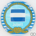Champagne capsule 20.i Juliett