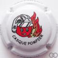 Champagne capsule 31.s Casque Pompier