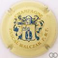 Champagne capsule A1.d Jaune-crème et or
