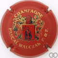 Champagne capsule A1.b Rouge et or