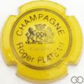 Champagne capsule 7 Jaune