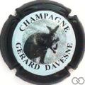 Champagne capsule 4.b Contour noir