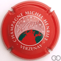 Champagne capsule 1.a Fond rouge