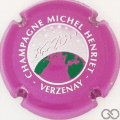 Champagne capsule 1 Fond lilas